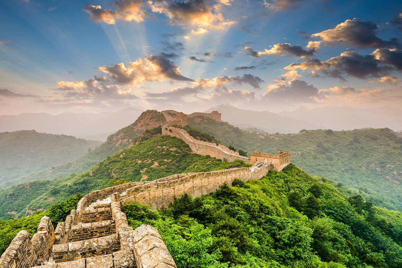 Livingwalls Photo wallpaper Great Wall 470609