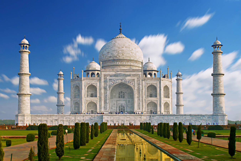 Livingwalls Photo wallpaper Taj Mahal 470618