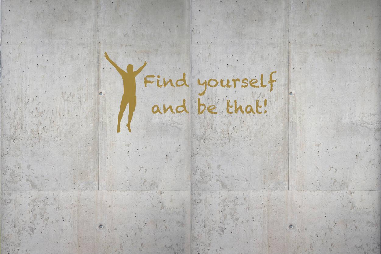 Livingwalls Photo Wallpaper Find Yourself 470706