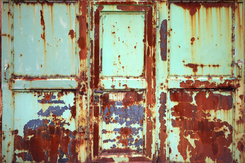 Architects Paper Photo wallpaper Iron Door 470771