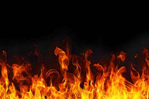 Architects Paper Photo Wallpaper Fire M 470835