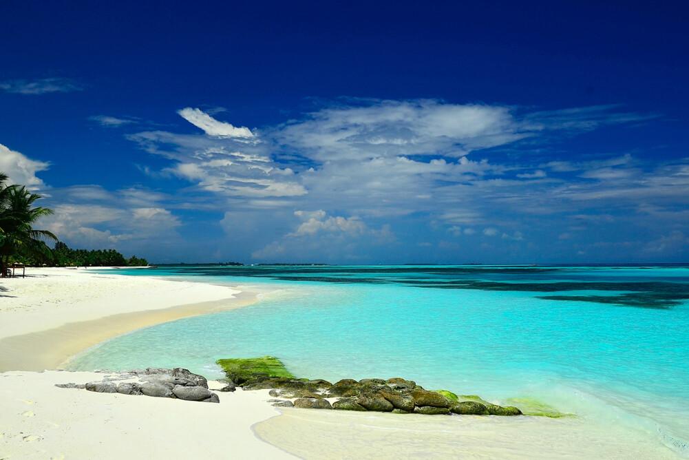 Livingwalls Photo Wallpaper «Malediven» DD100266