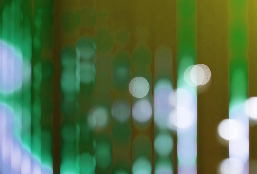 Kathrin und Mark Patel Fototapete bigCityLights2 DD113287