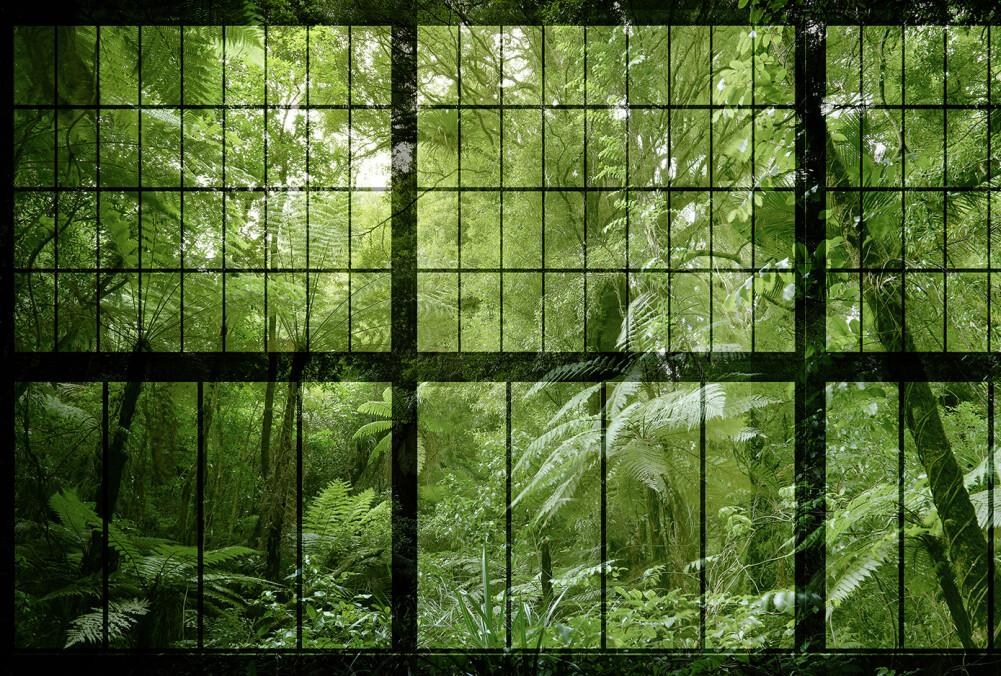 Kathrin und Mark Patel Fototapete rainforest 2 DD113742