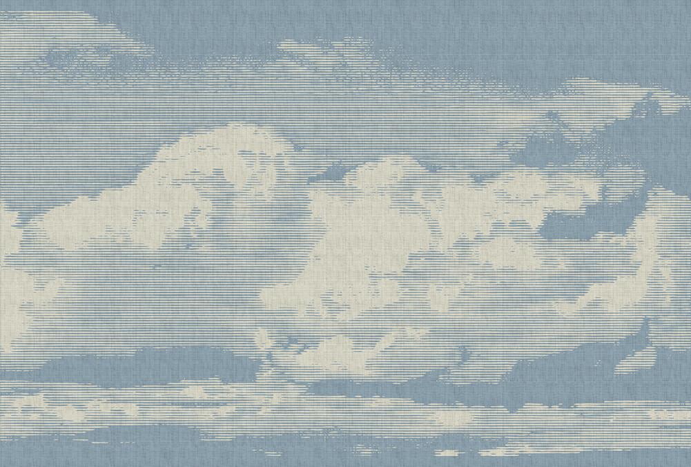 Kathrin und Mark Patel Fototapete clouds 1 DD113772