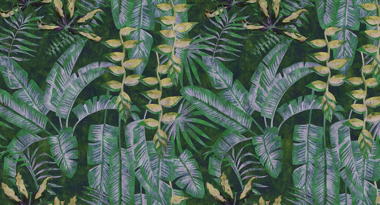 Kathrin und Mark Patel Фотообои tropicana 2 DD114067
