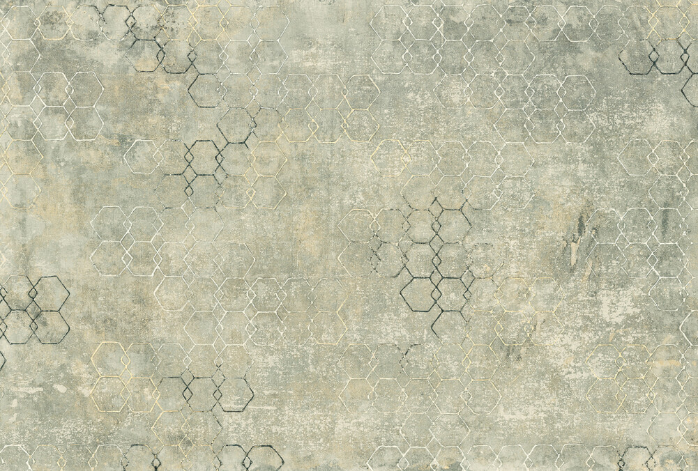 Architects Paper Фотообои HexagonArt1 DD116705