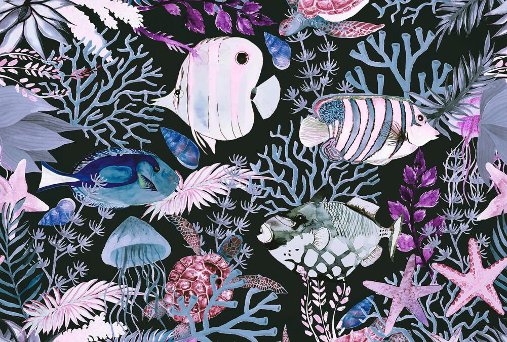 Livingwalls impression numérique Underwater1 DD119745