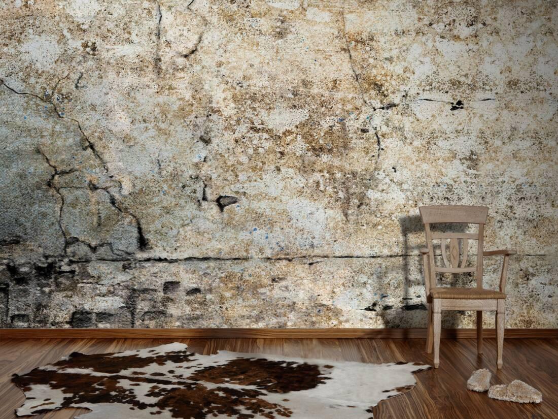 livingwalls fototapete alte verputzte wand m 036731. Black Bedroom Furniture Sets. Home Design Ideas