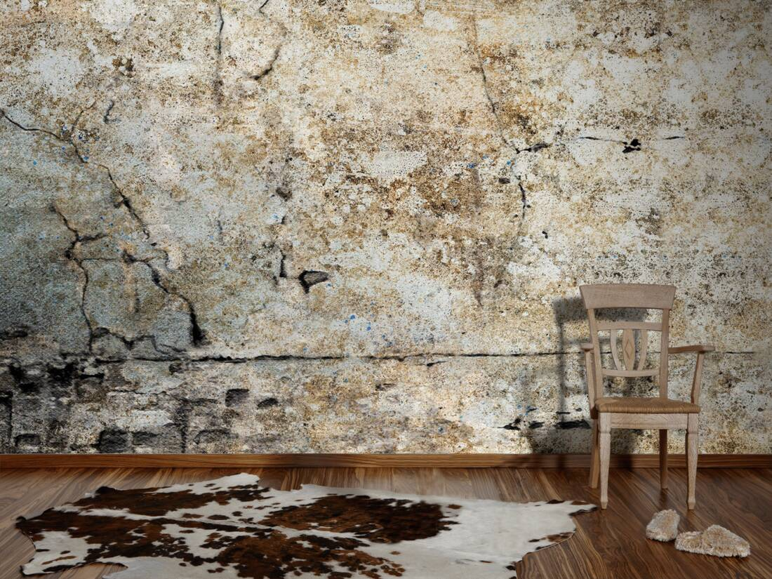 Livingwalls Photo Wallpaper 171 Vintage Plaster Wall 187 036730