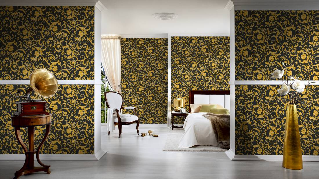 Versace home wallpaper 343262 for Wallpaper versace home