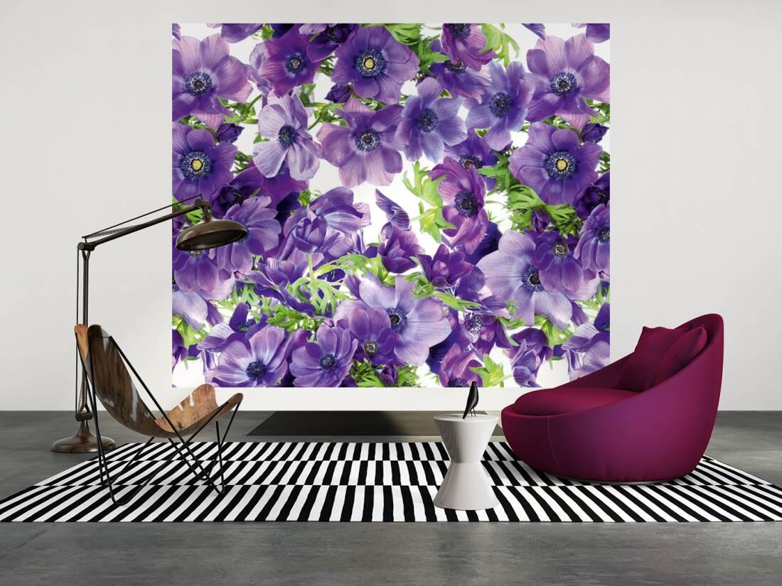 architects paper fototapete violette bl ten l 470142. Black Bedroom Furniture Sets. Home Design Ideas