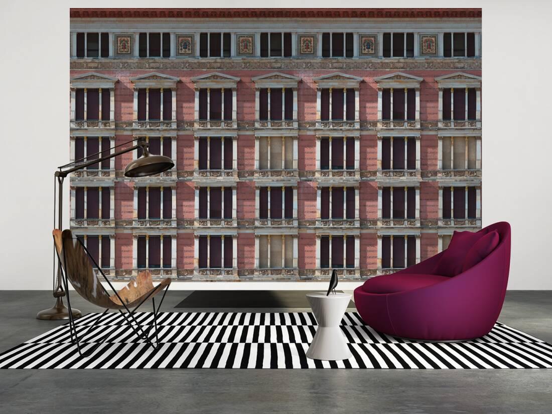 architects paper fototapete fassadenkunst in berlin xl 476444. Black Bedroom Furniture Sets. Home Design Ideas
