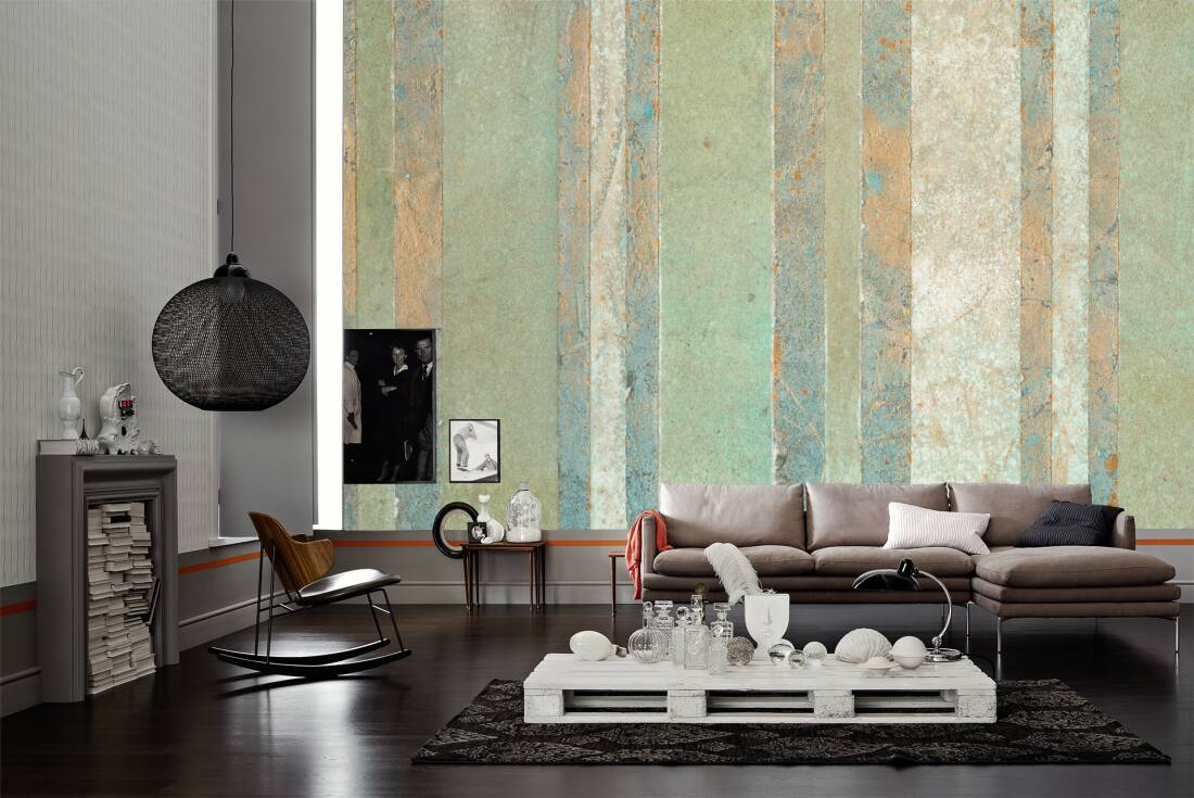 livingwalls fototapete vintage paper collage 036700. Black Bedroom Furniture Sets. Home Design Ideas