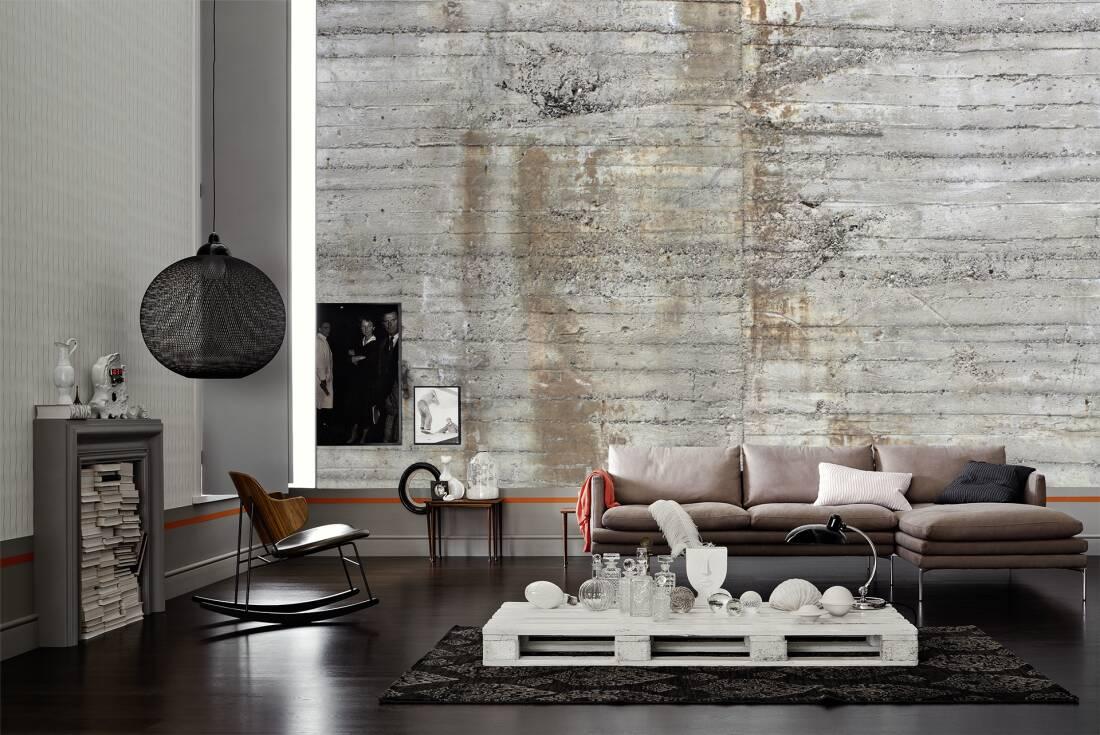 architects paper fototapete beton 470792. Black Bedroom Furniture Sets. Home Design Ideas