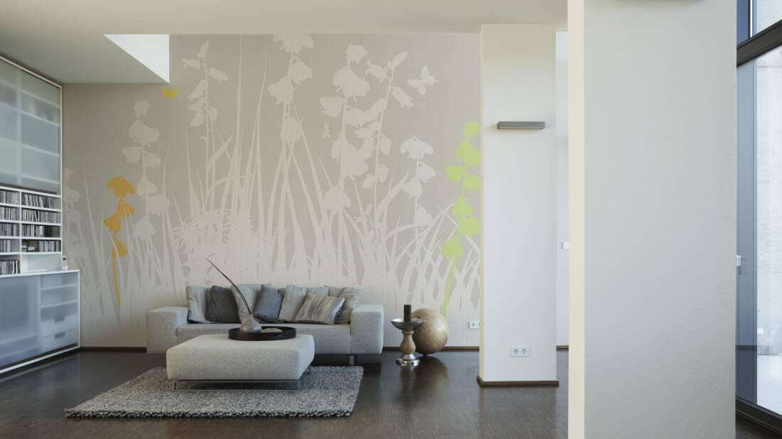 tapeten wohnzimmer beige ? proxyagent.info - Tapete Wohnzimmer Beige