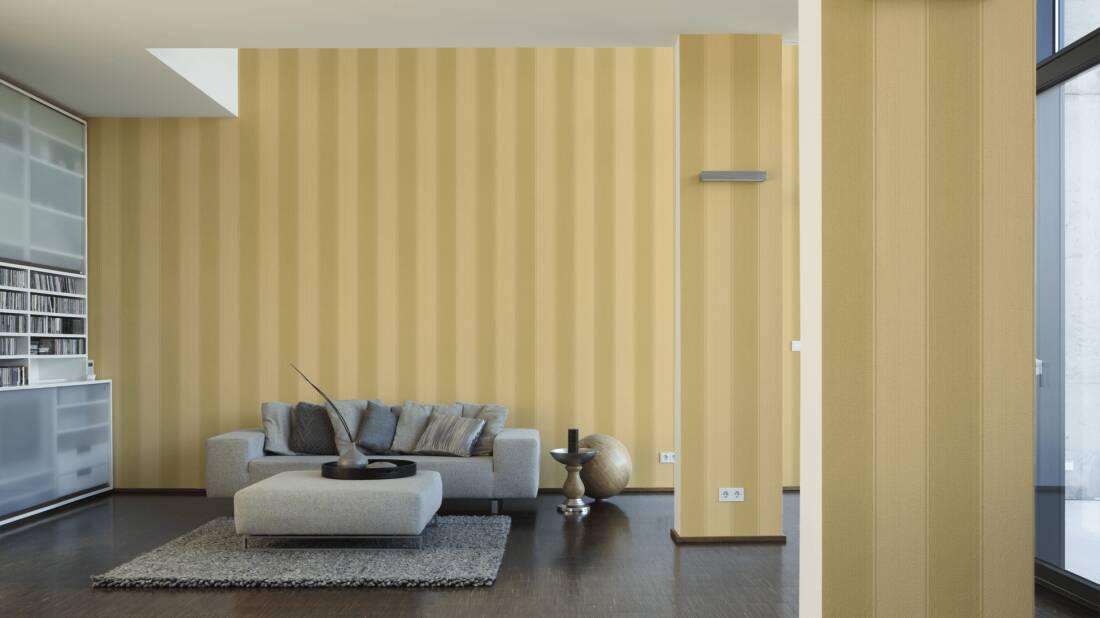 Architects Paper Tapete 266453; simuliert auf der Wand