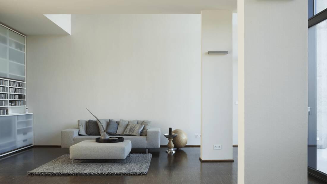 Schöner Wohnen Tapete 268914; simuliert auf der Wand