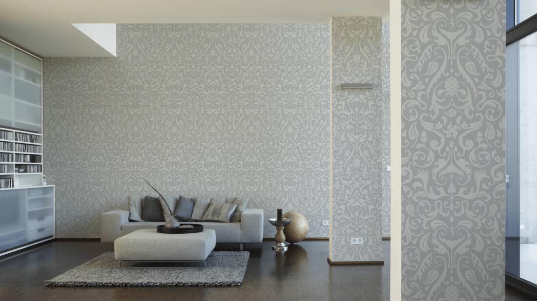Lars Contzen Tapete 669384; simuliert auf der Wand