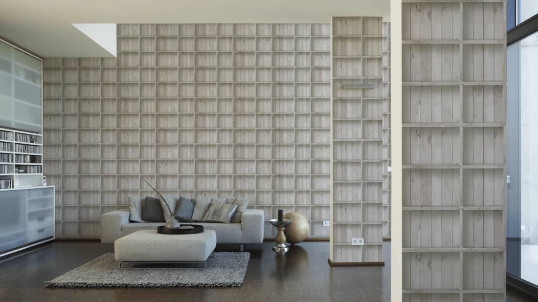 a s cr ation tapete 959492. Black Bedroom Furniture Sets. Home Design Ideas