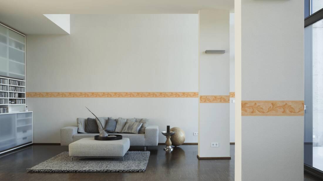 A.S. Création Bordüre 992437; simuliert auf der Wand