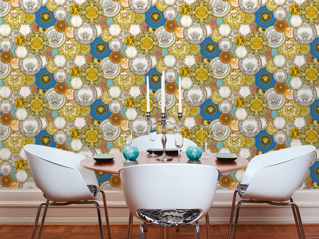 wallpaper versace home wallpaper home