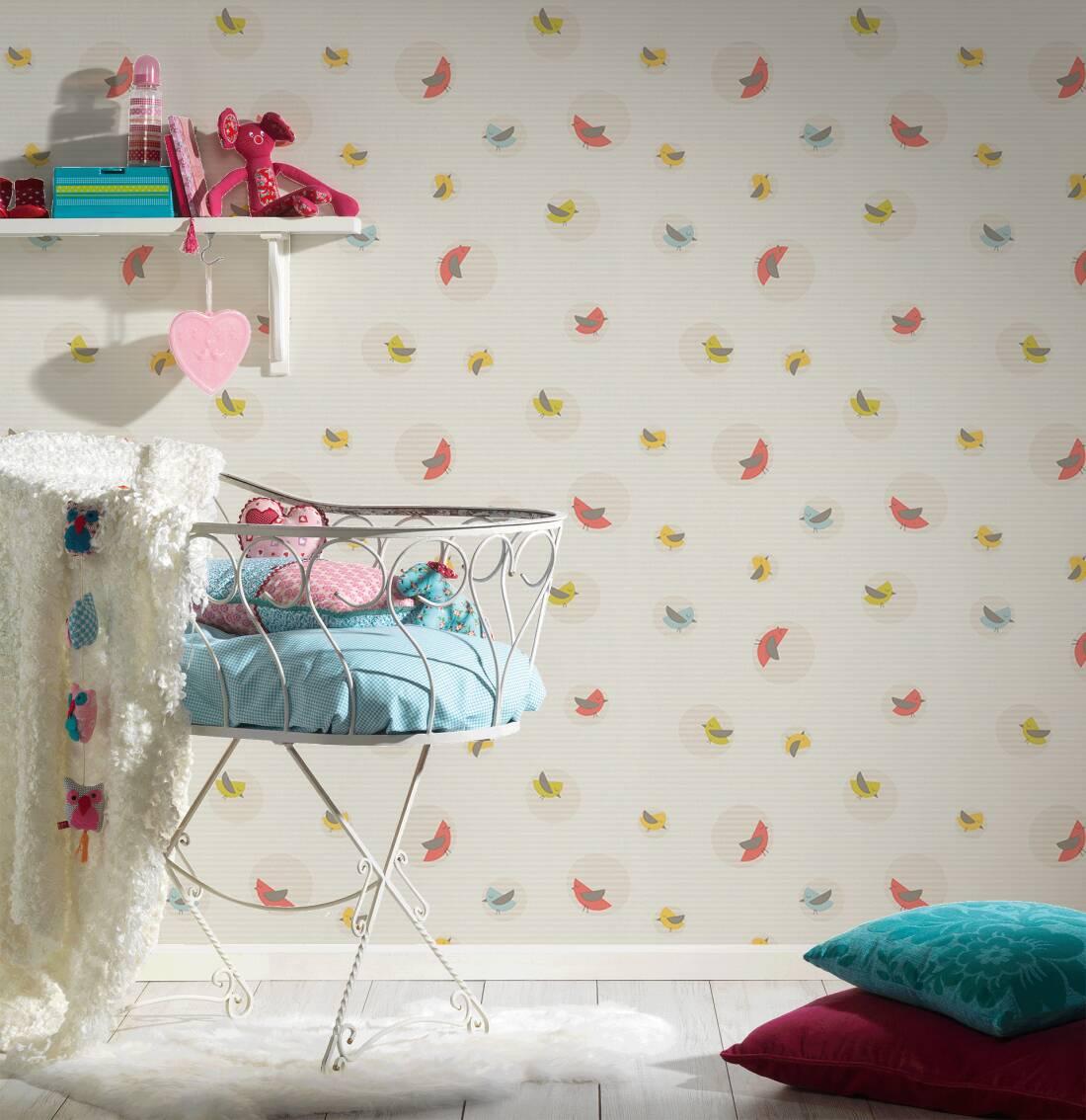 esprit home tapete 302982. Black Bedroom Furniture Sets. Home Design Ideas