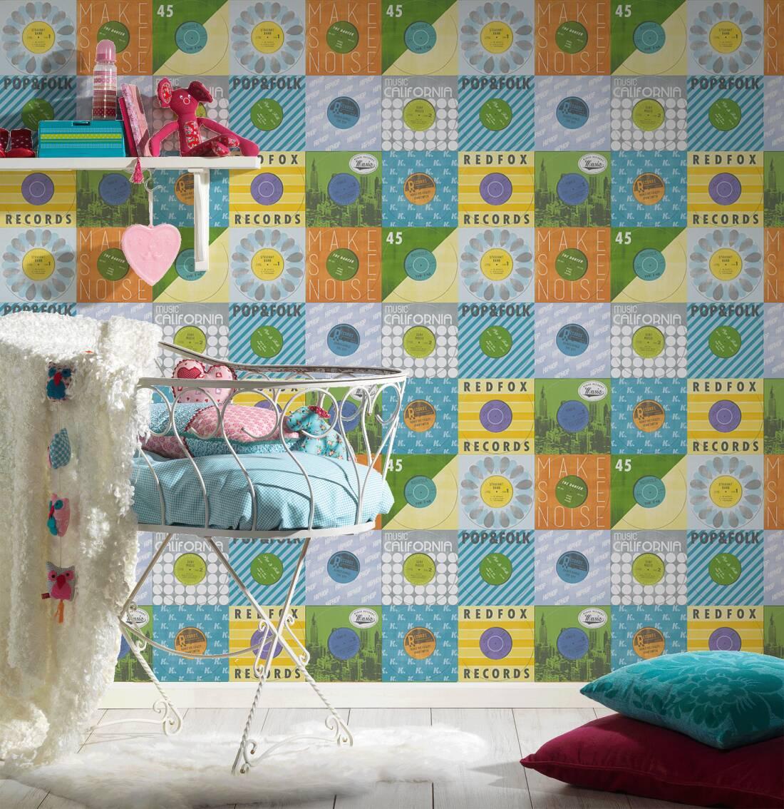 livingwalls wallpaper 305962. Black Bedroom Furniture Sets. Home Design Ideas