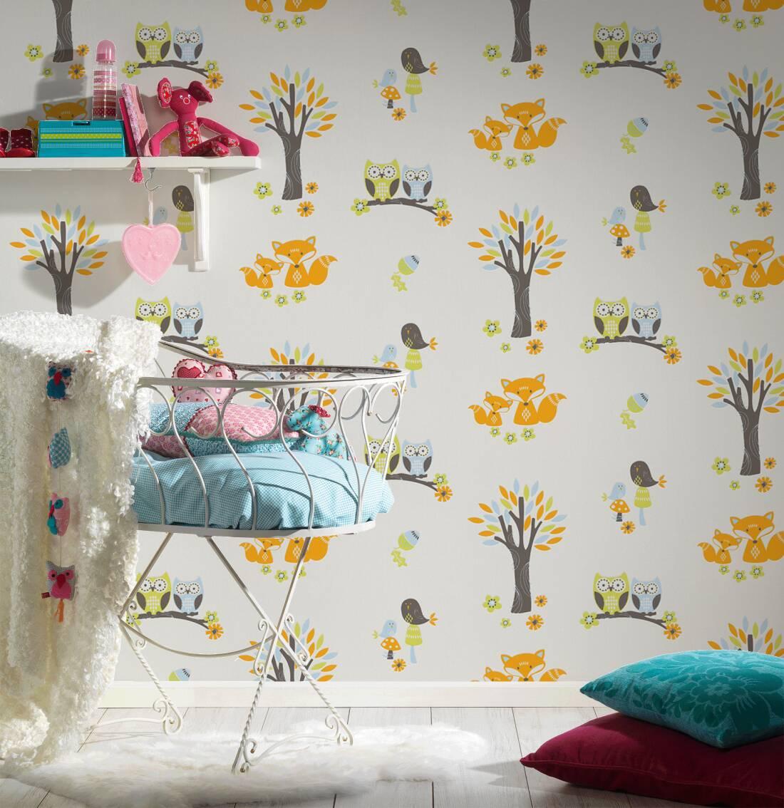 Esprit Tapete Kinderzimmer ~ Wohndesign und Innenraum Ideen