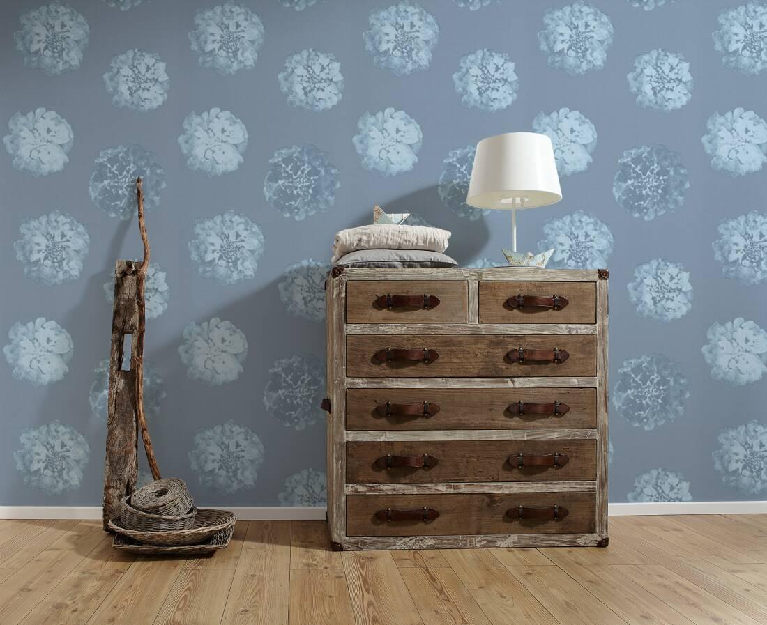 sch ner wohnen wallpaper 324541. Black Bedroom Furniture Sets. Home Design Ideas