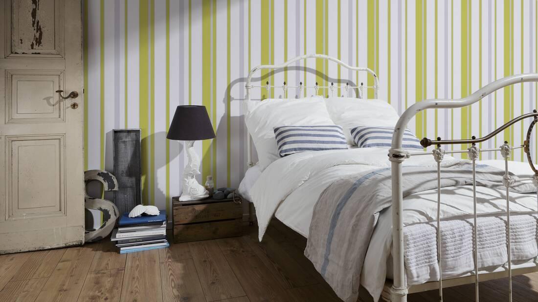 tapeten schlafzimmer schoner wohnen – seotons, Hause deko