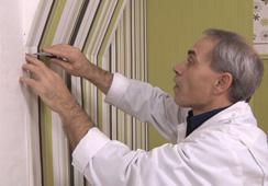 tapezieren tipps und videoanleitungen zum tapezieren. Black Bedroom Furniture Sets. Home Design Ideas